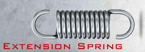 buy stock and custom extension springs online