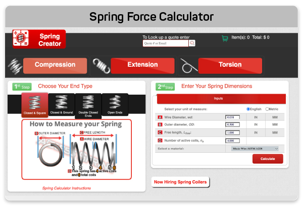 compression-spring-spring-force-calculator