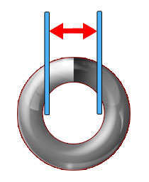extension spring inner diameter