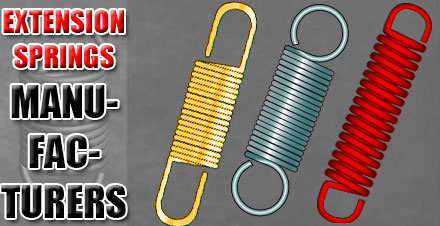 extension spring manufacturers