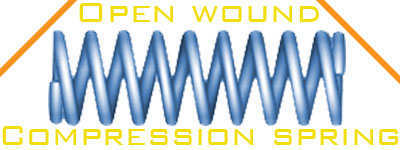 open wound compression springs