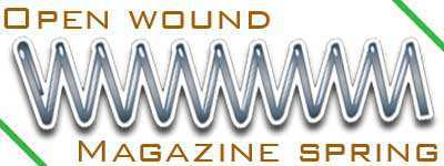 open wound magazine springs