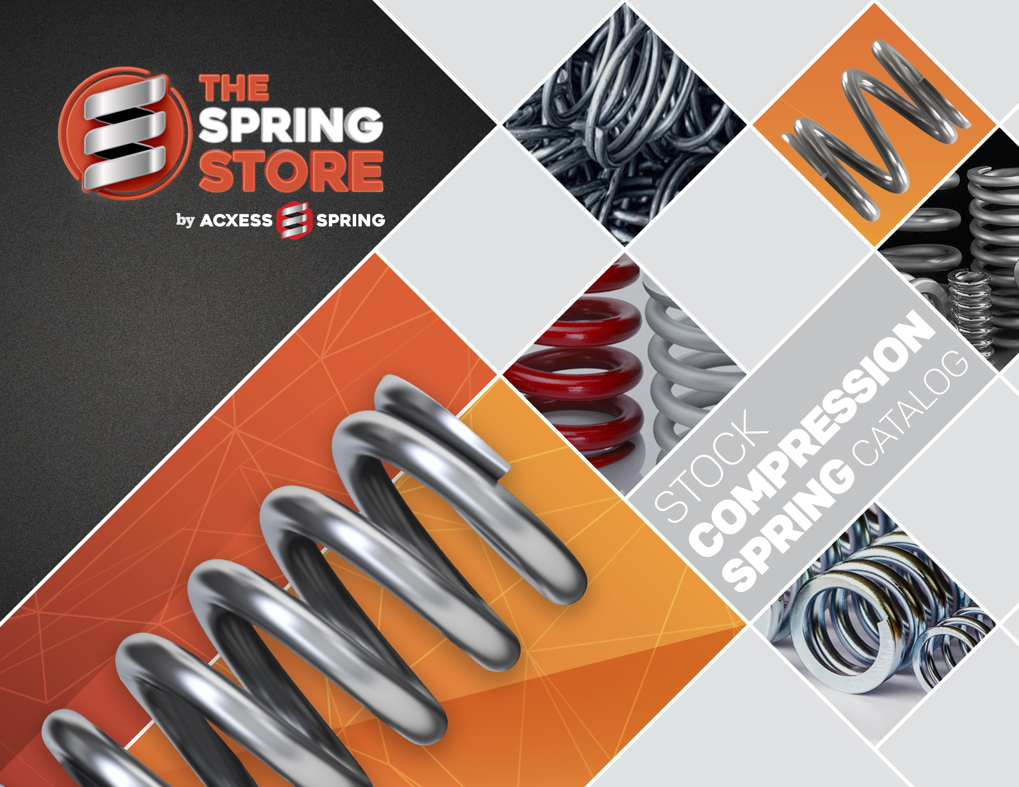 stock compression spring catalog