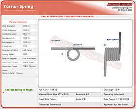 Great Torsion Spring Calculator Generate Blueprint