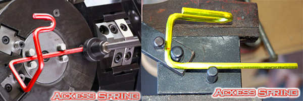 wire-forms-being-manufactured-on-a-CNC-wire-bender